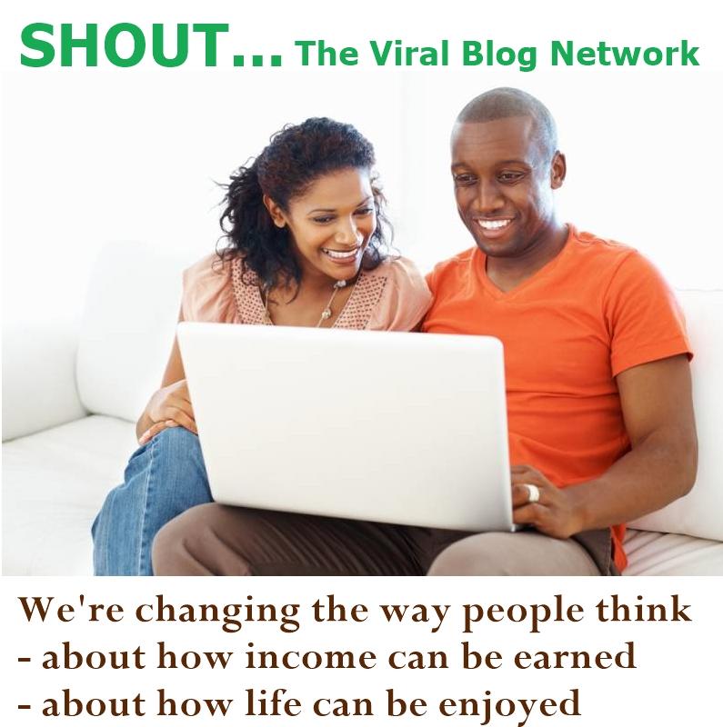 SHOUT Viral Blog Network